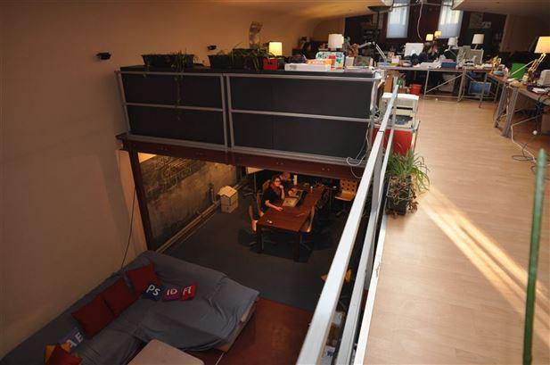 Dépôt/Atelier + bureaux