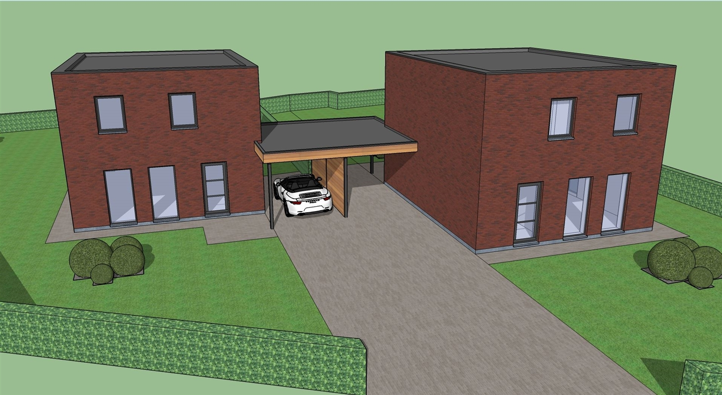 Project Wodecqstraat Ronse