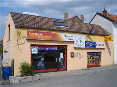 Rez commercial - Magasin