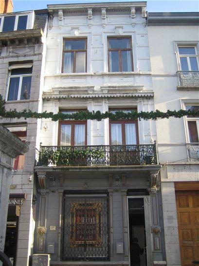 Immeuble mixte