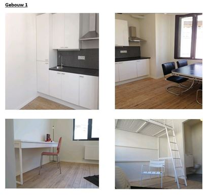 Immeuble à appartements
