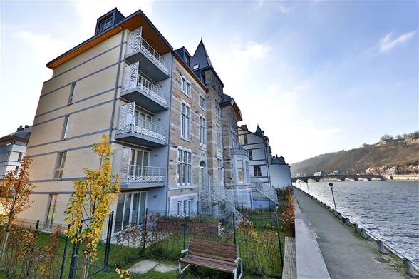 Hotel de la Plage (Blocs A et B - côté Meuse)