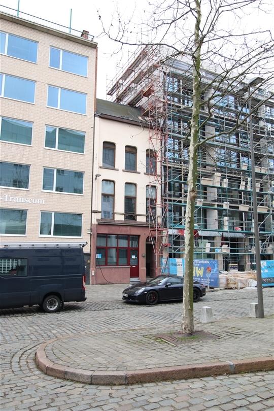Entrepotplaats 10  Antwerpen