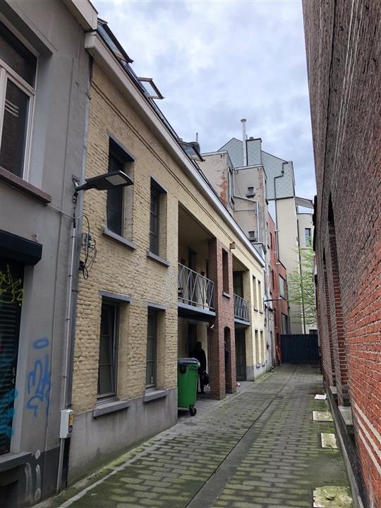 Roskamgang 1 Tot 6 Antwerpen