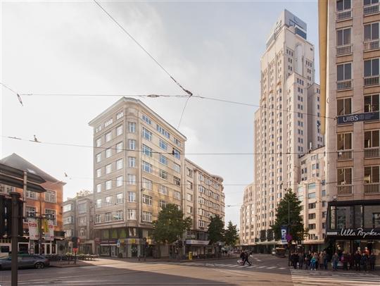 Antwerpen Meirbrug 2 B7