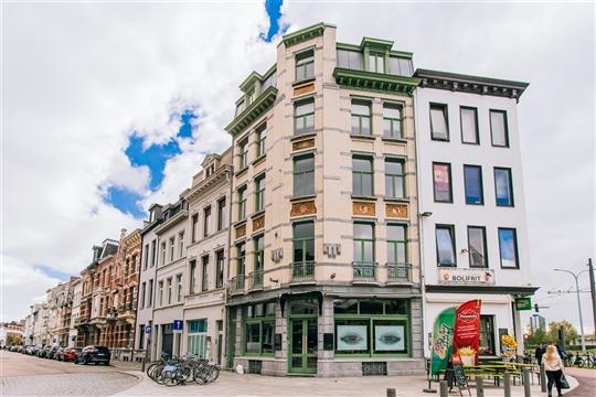 Antwerpen Jan Van Beerstraat 51 Bus 4