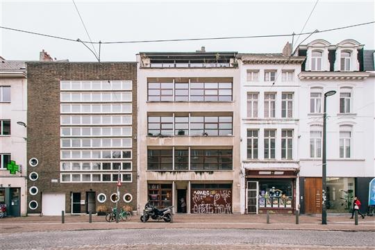 Antwerpen Mechelseplein 16 B3