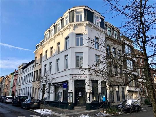 Van Peltstraat 2  Hoek Marckgravelei Antwerpen