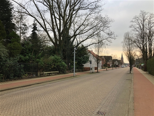 Sint Jobsteenweg 20  's Gravenwezel Grond