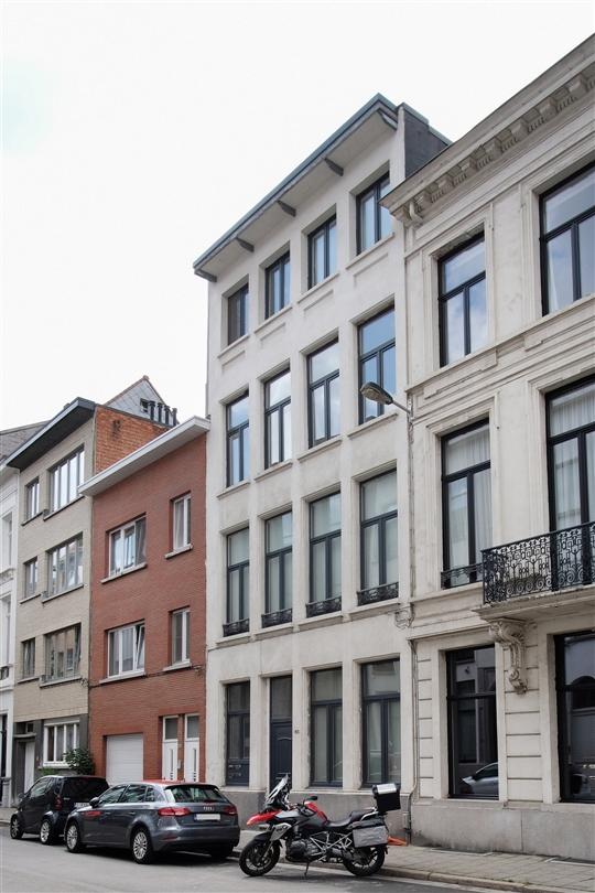 Antwerpen Kapucinessenstraat 20 201