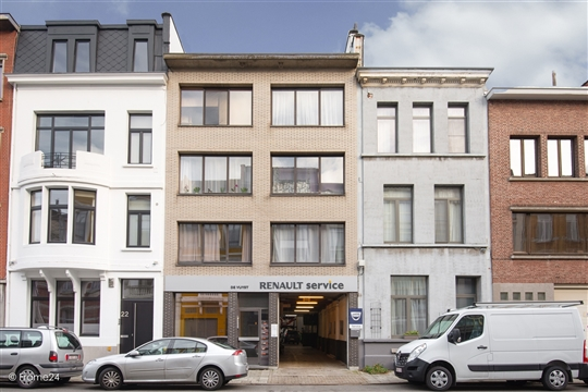De Leescorfstraat 20 V2l Borgerhout